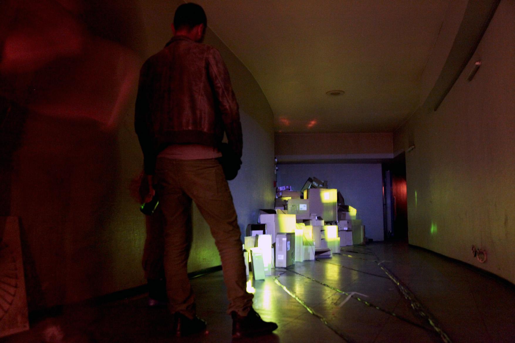 Festival für angewandte Akustik, Licht-bilder.eu Johannes Puff