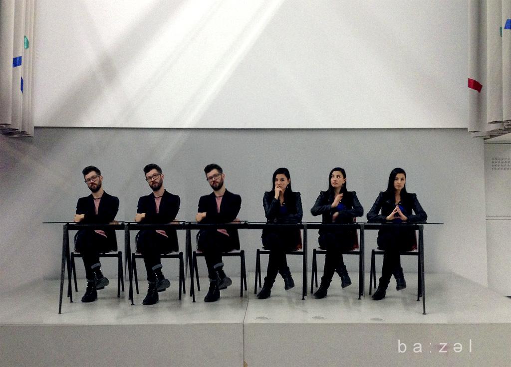 angewandte Akustik, Bazel, Festival, Köln Ewelina Chiu, Daniel Vlček